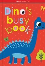 Scholastic Dino's Busy Book