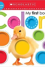 Scholastic My First Book of Colors