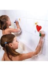 Janod Coloring In The Bath - Bath Crayons