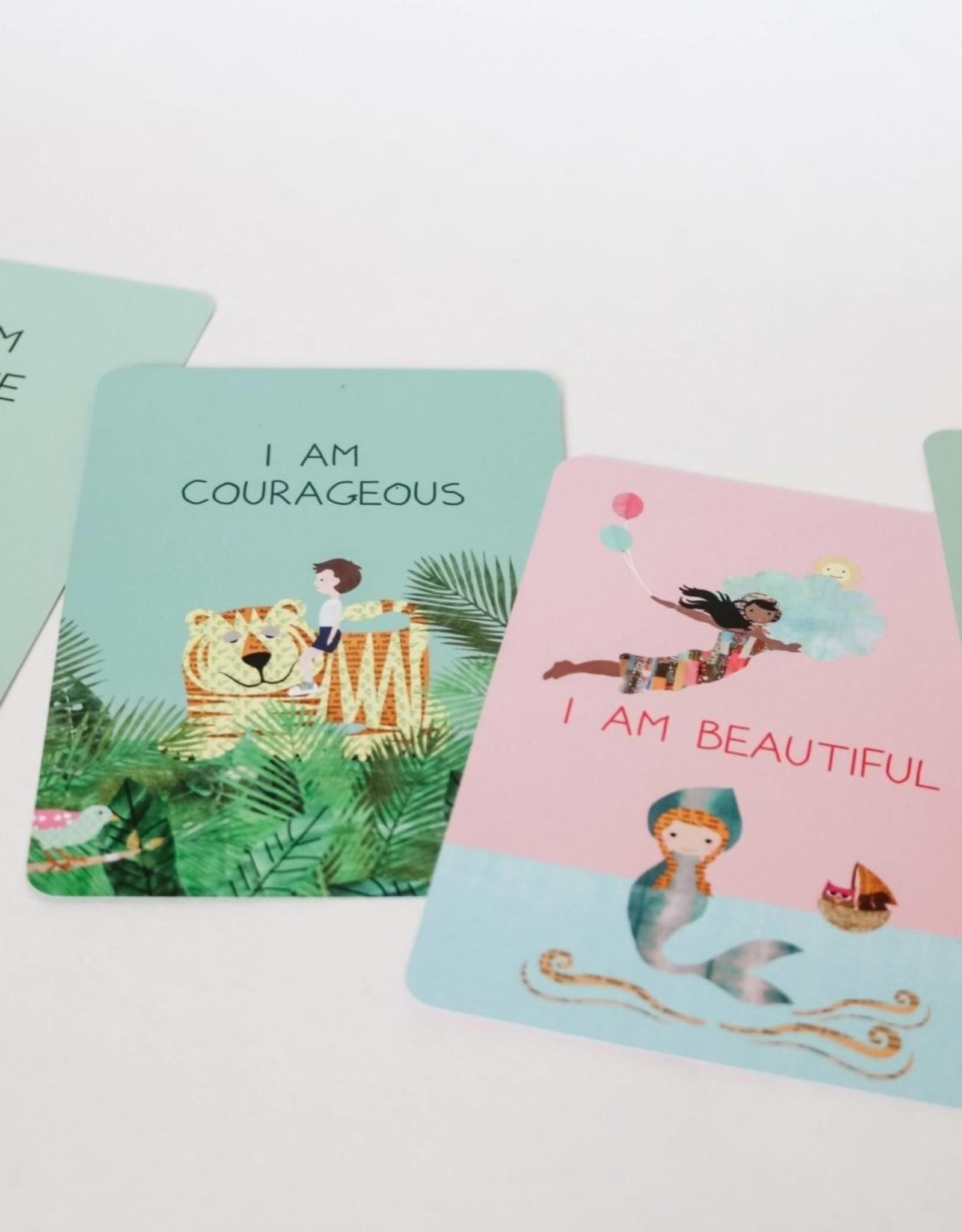 Glow Kiddo Glow Glow Kiddo Glow Affirmation Cards for Kids