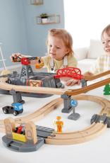 Hape Toys Hape Railway Bucket Builder Set