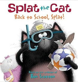 HarperCollins Splat the Cat - Back to School, Splat!