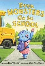 HarperCollins Even Monsters Go to School
