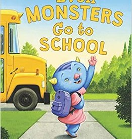 HarperCollins Even Monsters Go to School