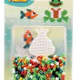 Hama Hama Bead Mini Set - Frog / Fish