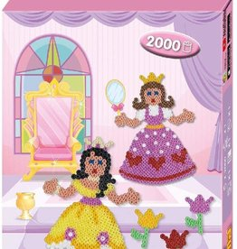 Hama Hama Beads Princess - 2000