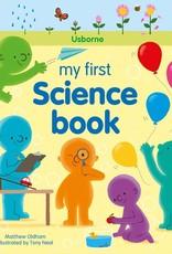 Usborne Usborne My First Science Book