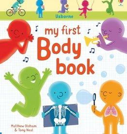 Usborne Usborne My First Body Book