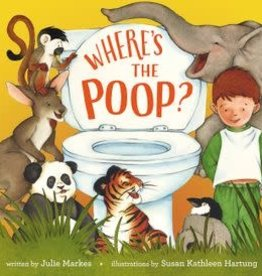 HarperCollins Where's the Poop?