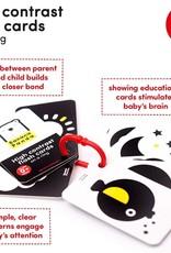 Banana Panda High Contrast Flash Cards