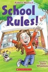 Scholastic School Rules