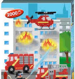 Hama Hama Beads Fire Rescue - 2000 beads