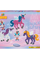 Hama Hama Beads Magical Horses - 4000 beads