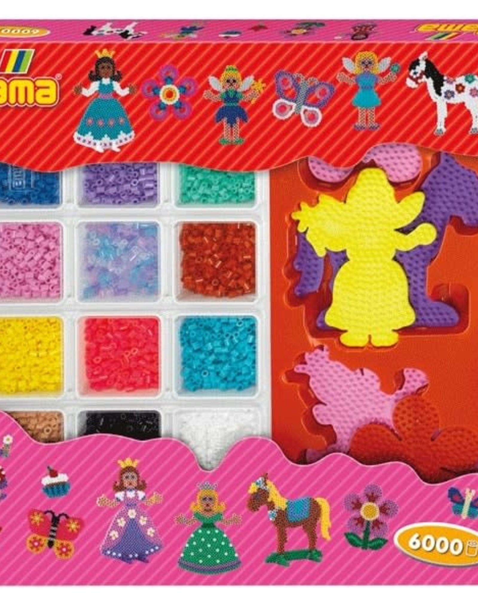 Hama Hama Beads Princess Gift Set - 6000 beads