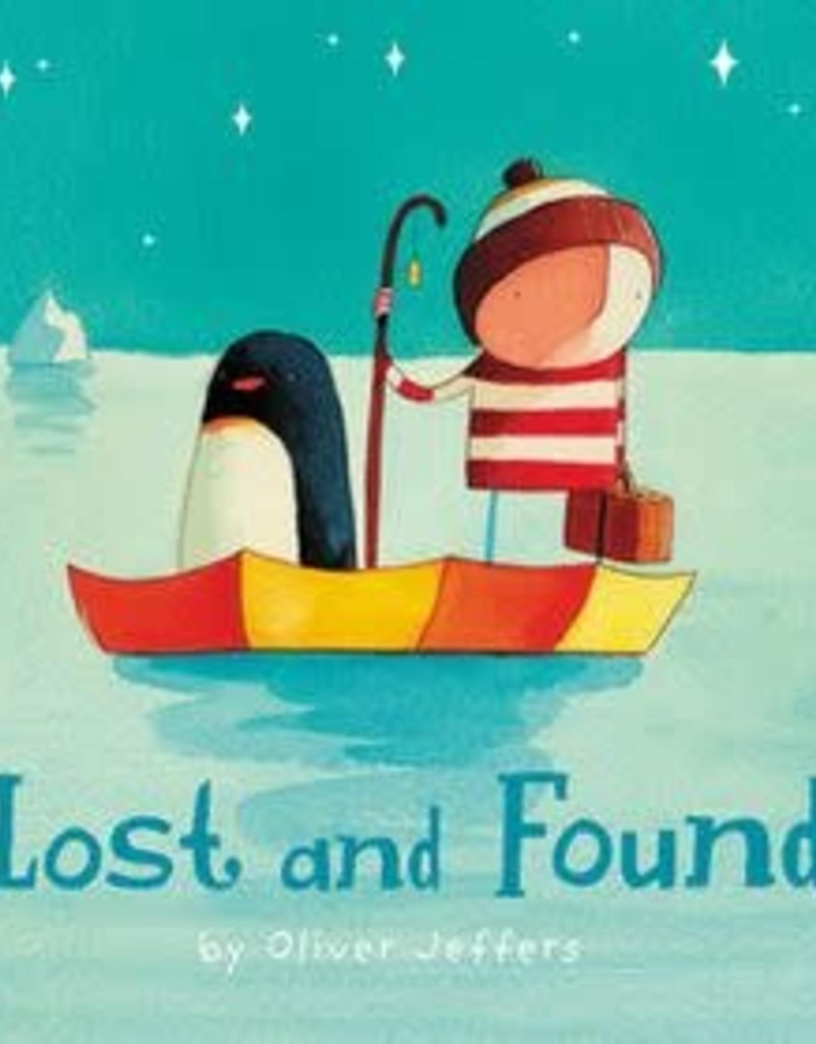 HarperCollins Lost and Found