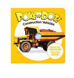 Melissa & Doug Melissa & Doug Poke-A-Dot - Construction Vehicles
