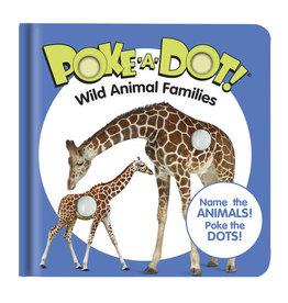 Melissa & Doug Melissa & Doug Poke-A-Dot - Wild Animal Families