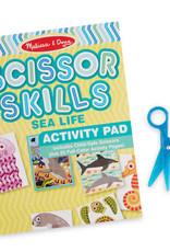 Melissa & Doug Melissa & Doug Scissor Skills - Sea Life