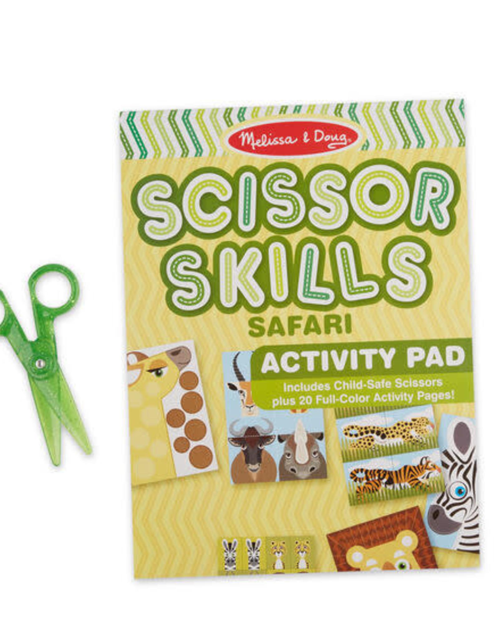 Melissa & Doug Melissa & Doug Scissor Skills - Safari