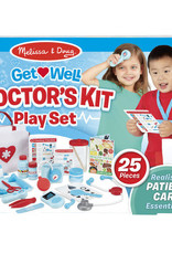 Melissa & Doug Melissa & Doug Get Well Doctor Play Set