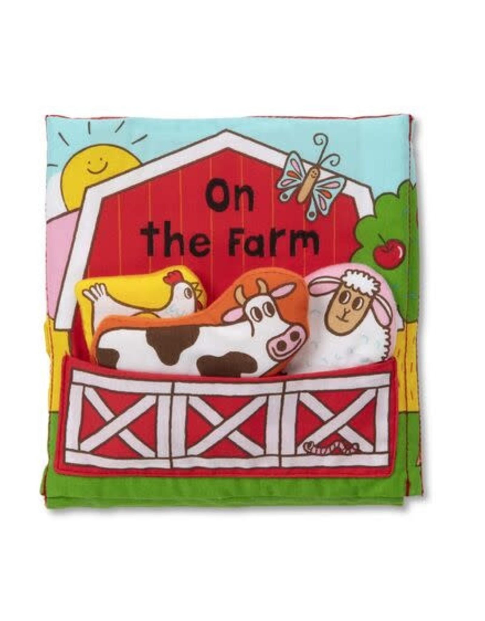 Melissa & Doug Melissa & Doug On the Farm Cloth Book