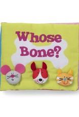Melissa & Doug Melissa & Doug Whose Bone? Baby Cloth Book