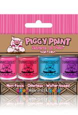 Piggy Paint Piggy Paint Nail Polish - 4 pack