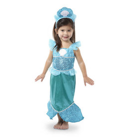 Melissa & Doug Melissa & Doug Mermaid Role Play Costume