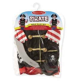 Melissa & Doug Melissa & Doug Pirate Role Play Costume