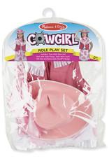 Melissa & Doug Melissa & Doug Cowgirl Role Play Costume