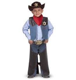Melissa & Doug Melissa & Doug Cowboy Role Play Costume