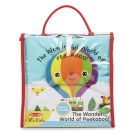 Melissa & Doug Melissa & Doug The Wonderful World of Peekaboo!