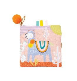 Manhattan Toy Llama Soft Book