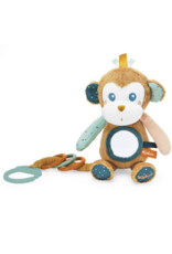 Kaloo Kaloo Jungle Mirror Rattle Monkey Sam
