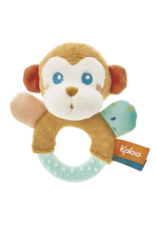 Kaloo Kaloo Jungle Teething Rattle Monkey Sam