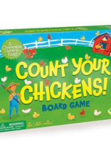 Peaceable Kingdom Peaceable Kingdom Count Your Chickens! Board Game