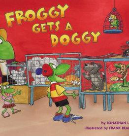 Penguin Random House Froggy Gets A Doggy