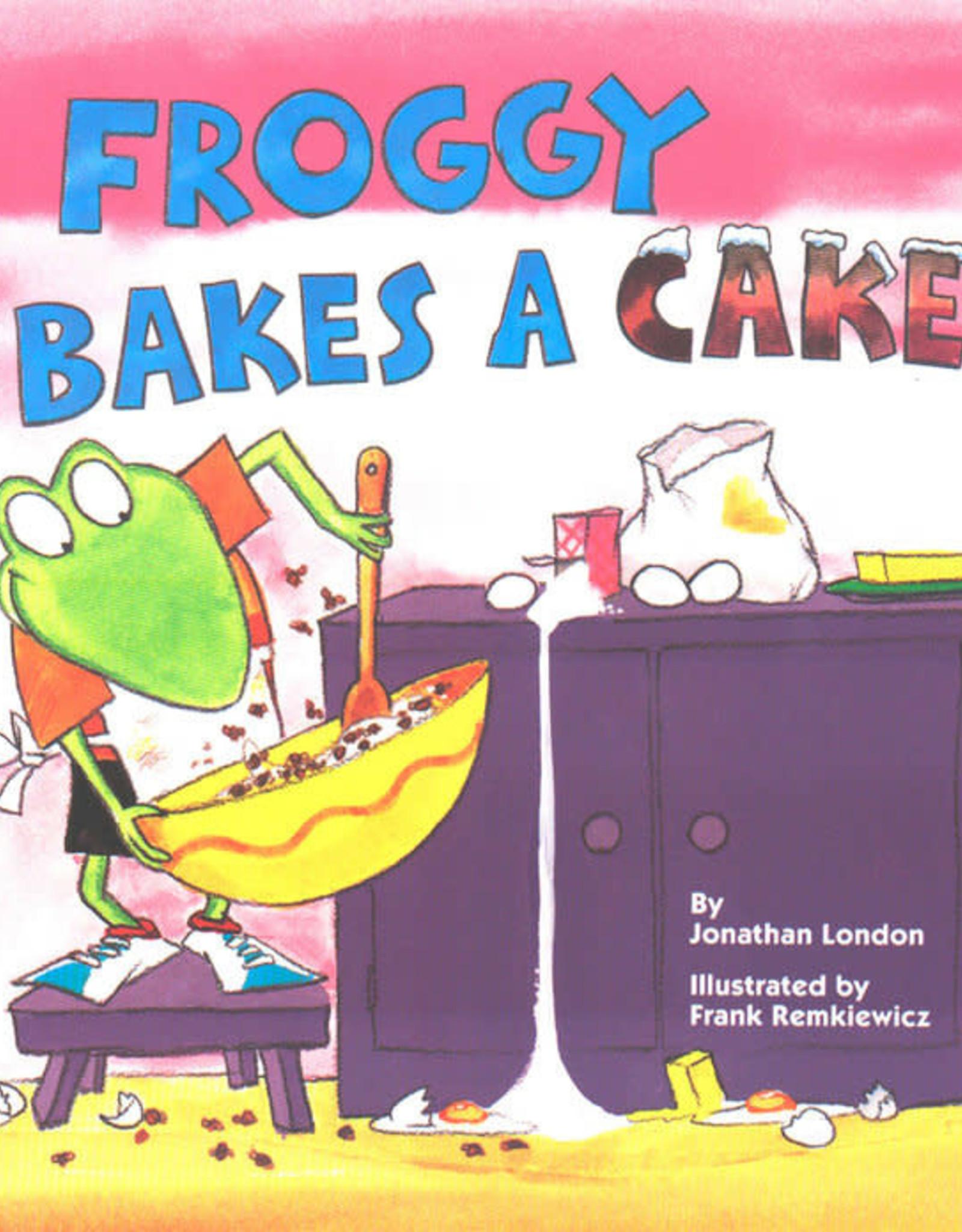 Penguin Random House Froggy Bakes A Cake