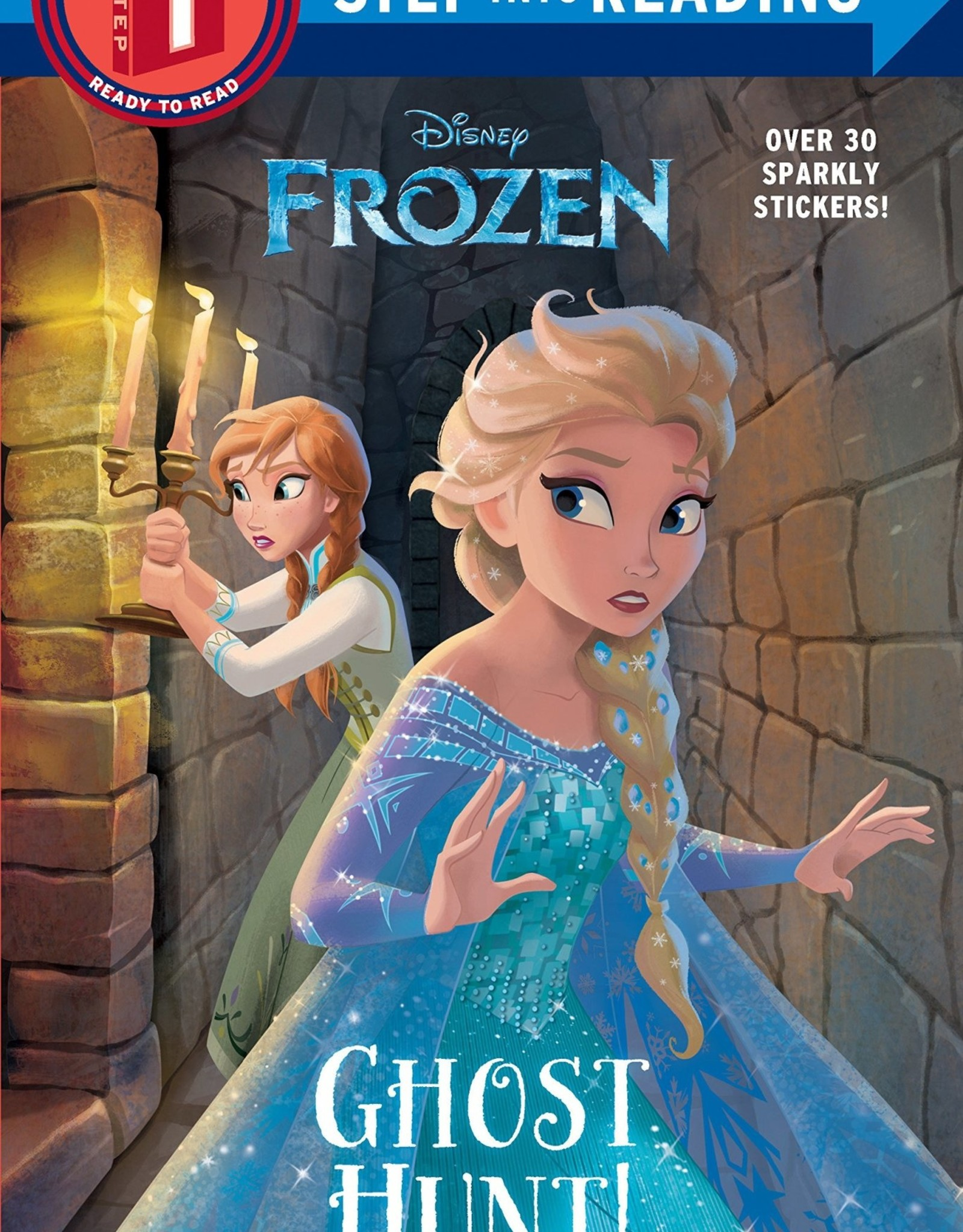 Penguin Random House Step Into Reading 1: Frozen Ghost Hunt!