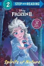 Penguin Random House Step Into Reading 2: Frozen II Spirits of Nature