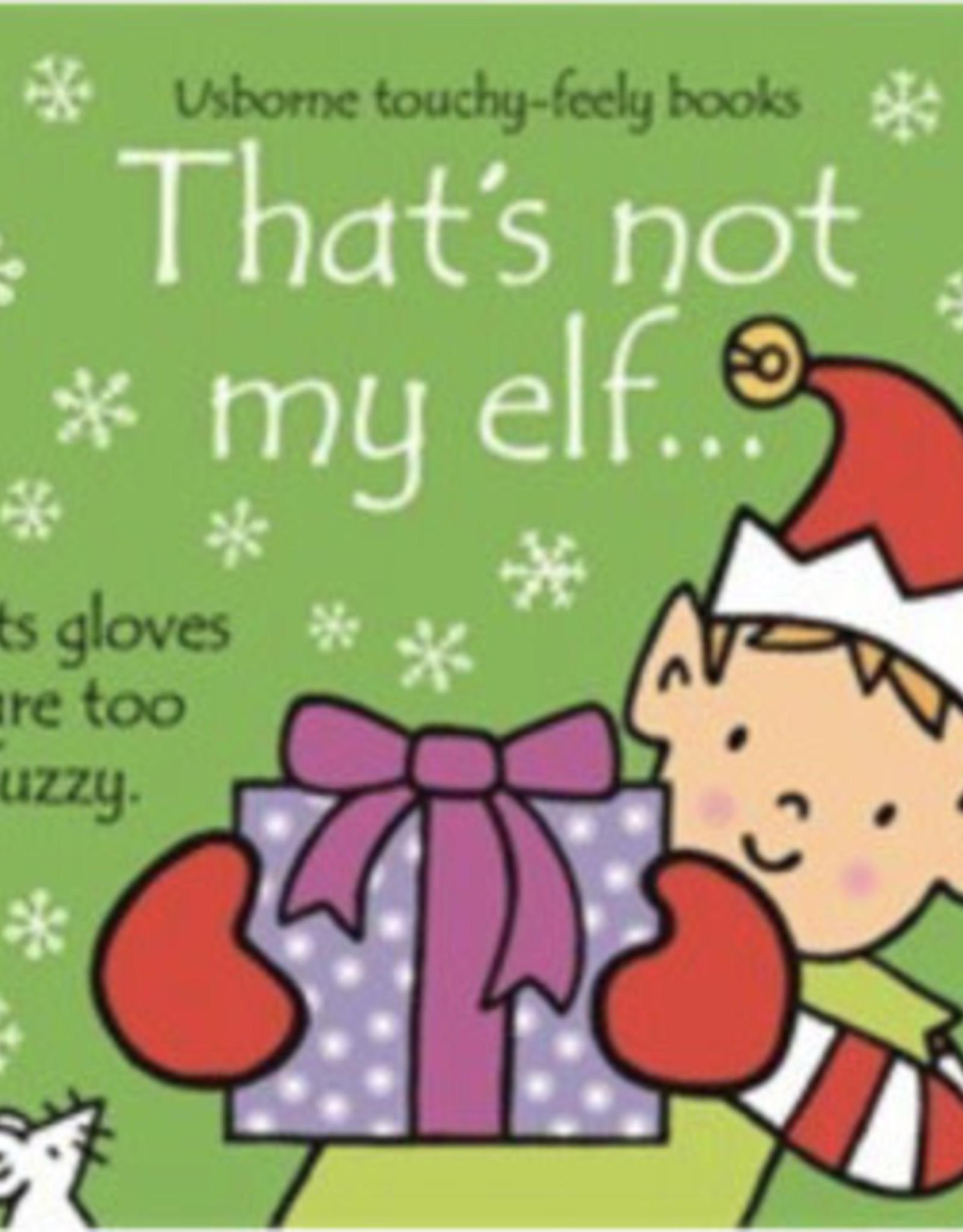Usborne Usborne That's Not My Elf
