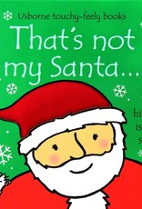 Usborne Usborne That's Not My Santa