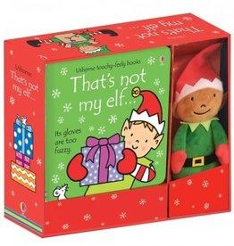 Usborne Usborne That's Not My Elf - Book and Toy