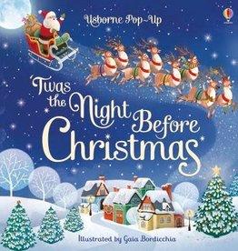 Usborne Usborne Pop-Up 'Twas The Night Before Christmas