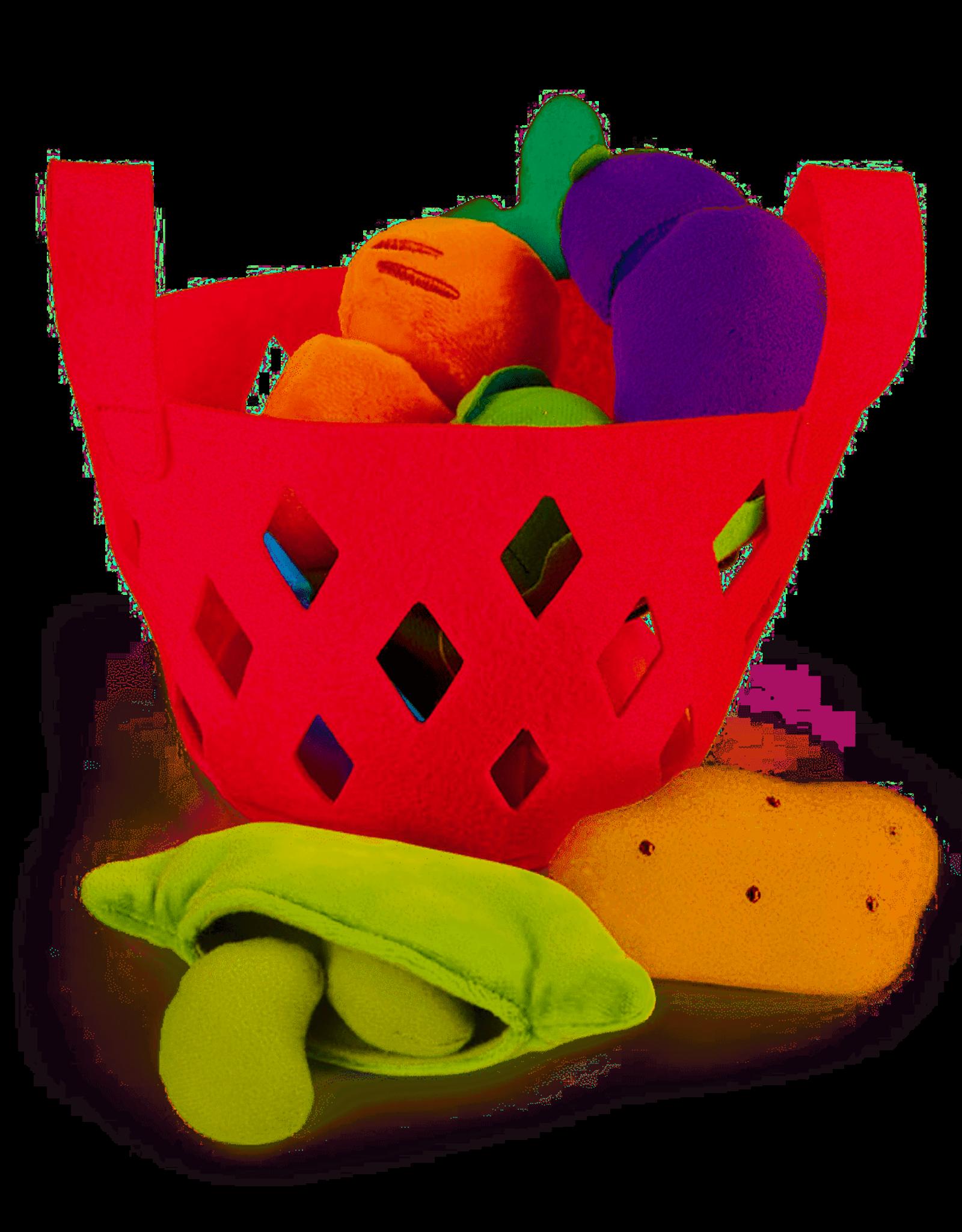 Hape Toys Hape Toddler Vegetable Basket