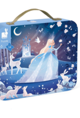 Janod The Ice Queen - 54 pc Puzzle by Janod