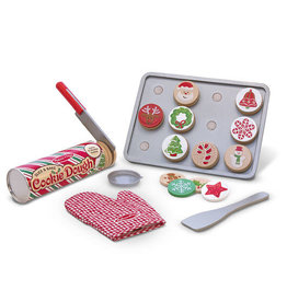 Melissa & Doug Melissa & Doug Slice & Bake Christmas Cookie Play Set
