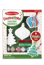 Melissa & Doug Melissa & Doug Created by Me! Christmas Ornaments