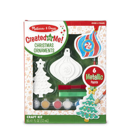 Melissa & Doug Melissa & Doug Created by Me! Christmas Ornaments