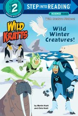 Penguin Random House Step Into Reading 2: Wild Kratts Wild Winter Creatures!